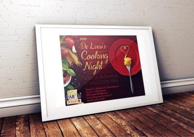 PARIM Deluca's Poster
